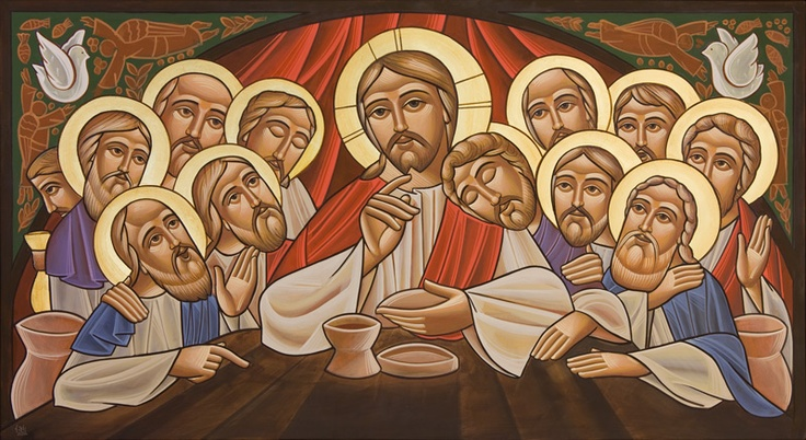 last supper1