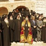 Mnisi z Góry Athos